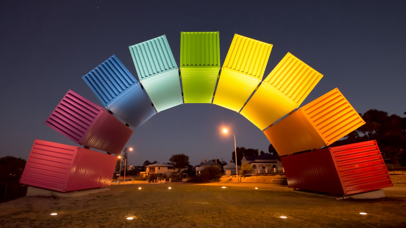 """Containerbow"" by Michael Phillips Photography"